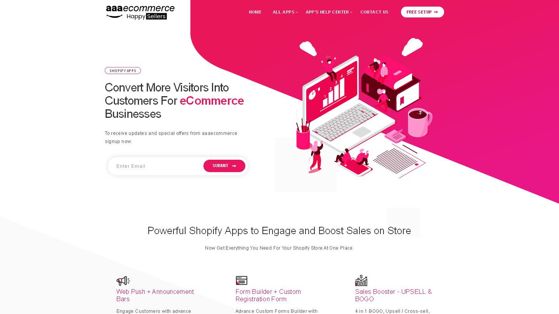 aaaecommerce.com