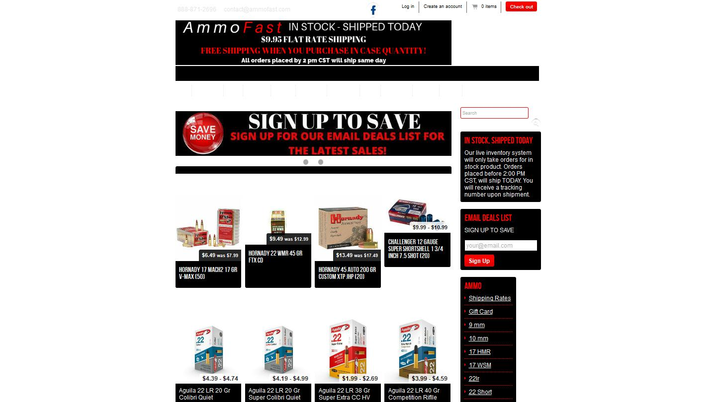 ammofast.com