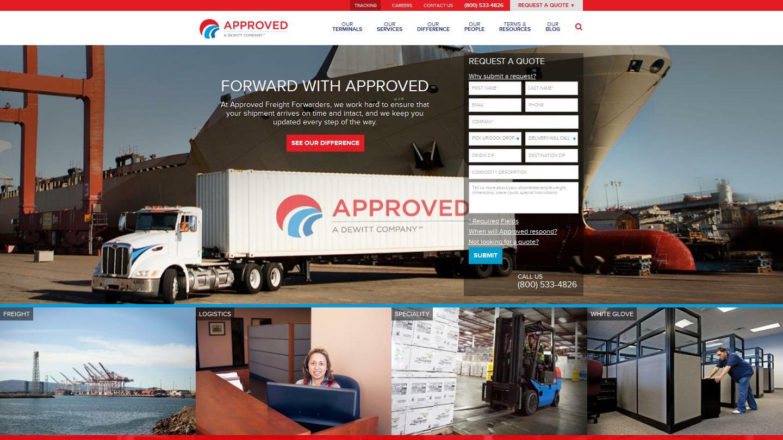 approvedforwarders.com