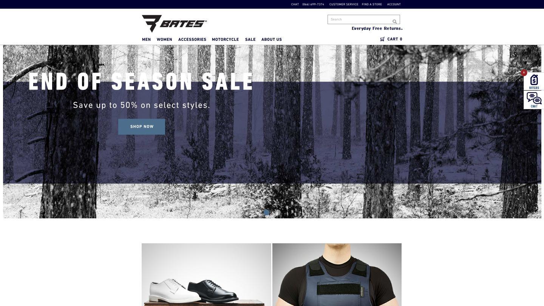 batesfootwear.com