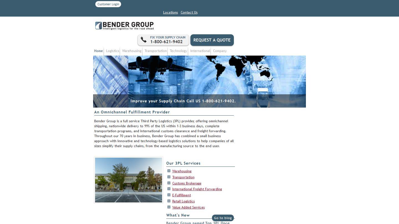 bendergroup.com