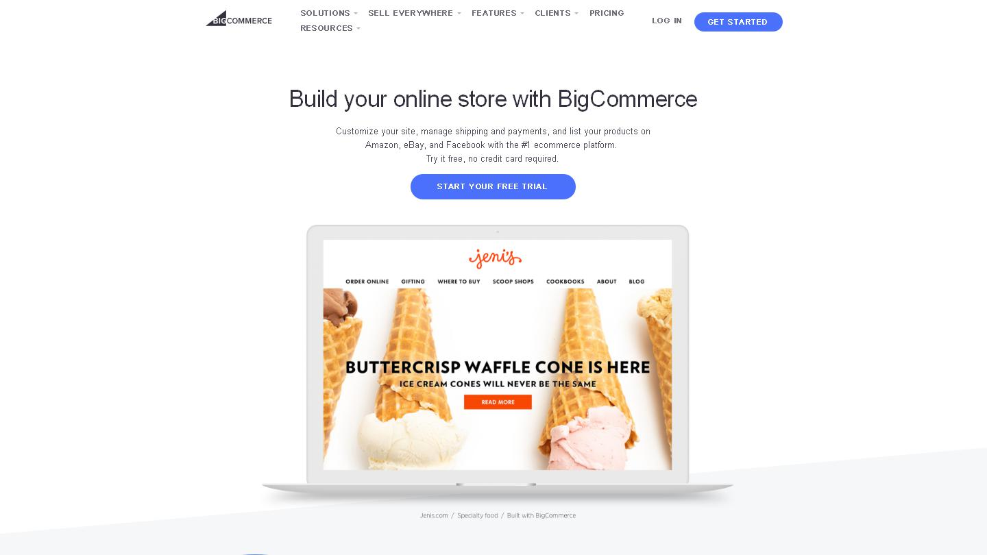 Top 30 Best eCommerce Platforms & Solutions [January 2019