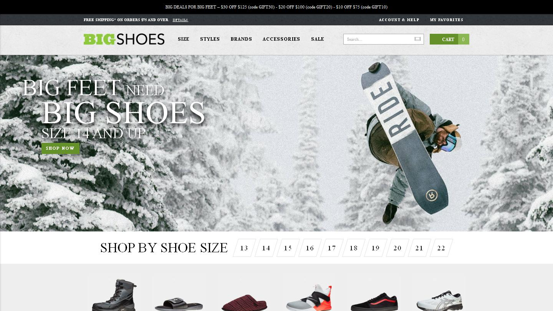 bigshoes.com