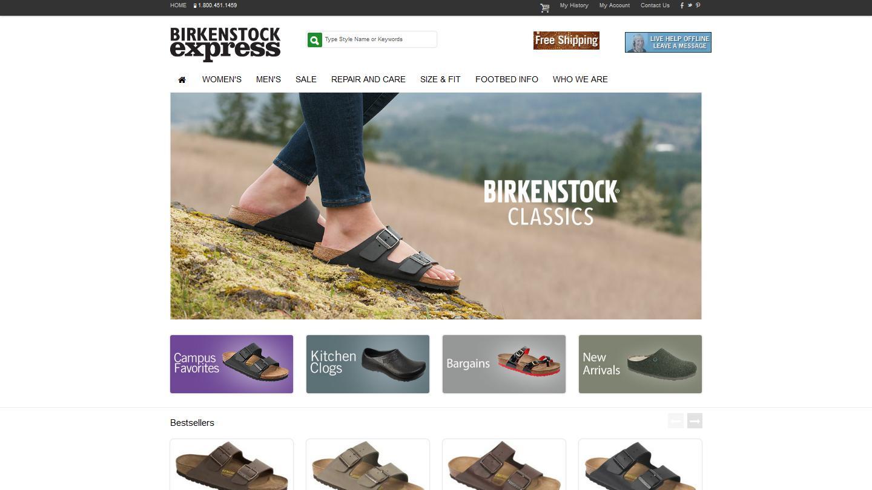 birkenstockexpress.com