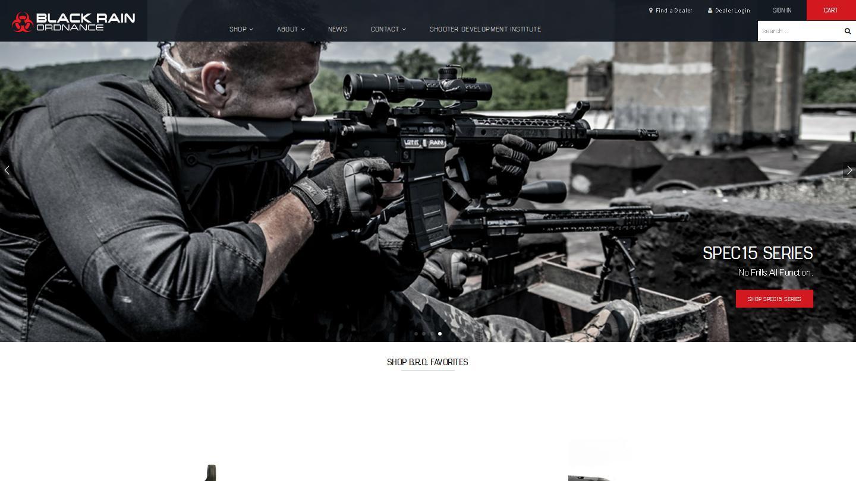 blackrainordnance.com