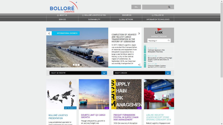 bollore-logistics.com