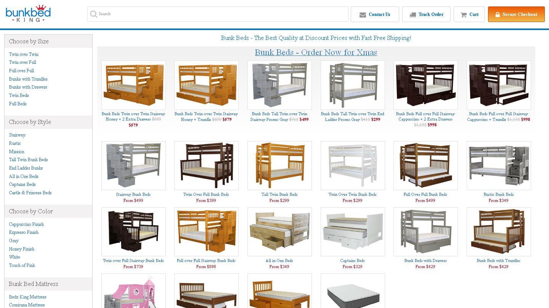 bunkbedking.com