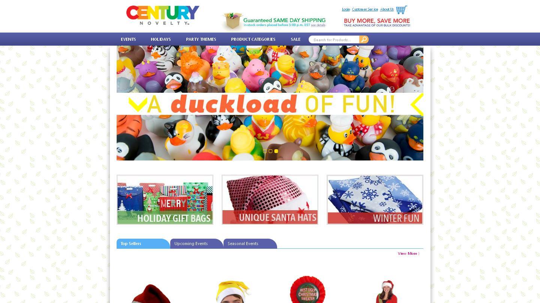 centurynovelty.com