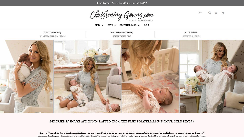 christeninggowns.com