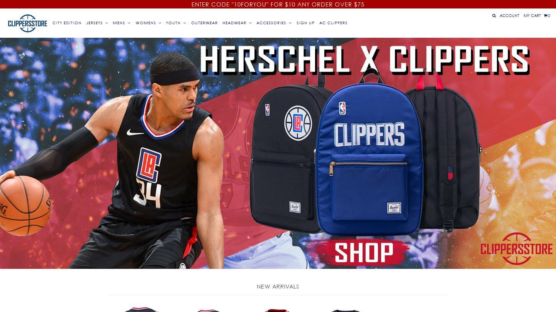clippersstore.com