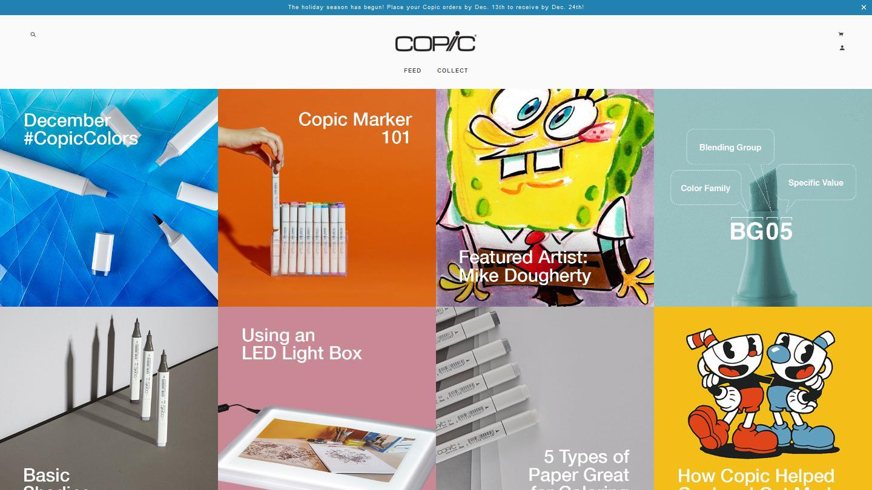 copicmarker.com