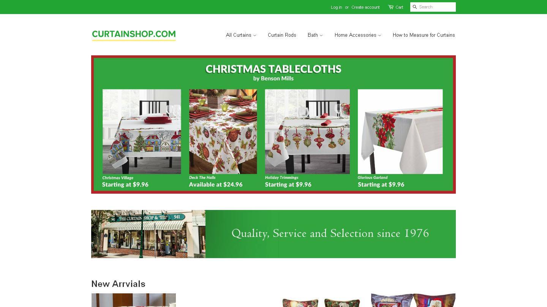 curtainshop.com