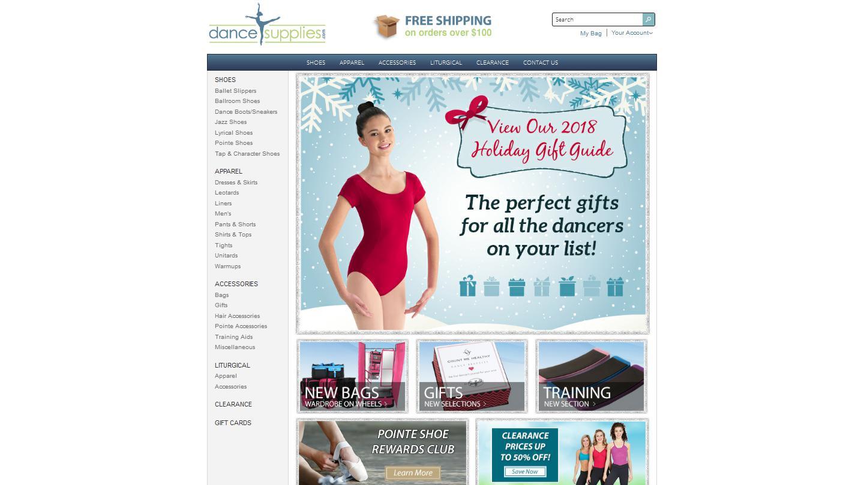 dancesupplies.com