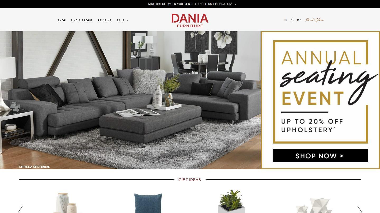daniafurniture.com