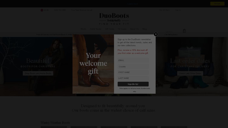 duoboots.com