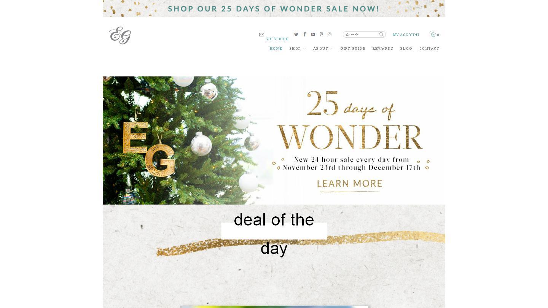 edensgarden.com