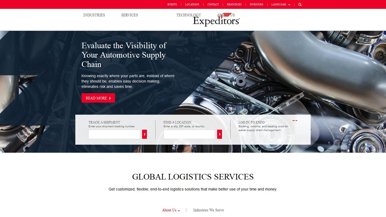 expeditors.com