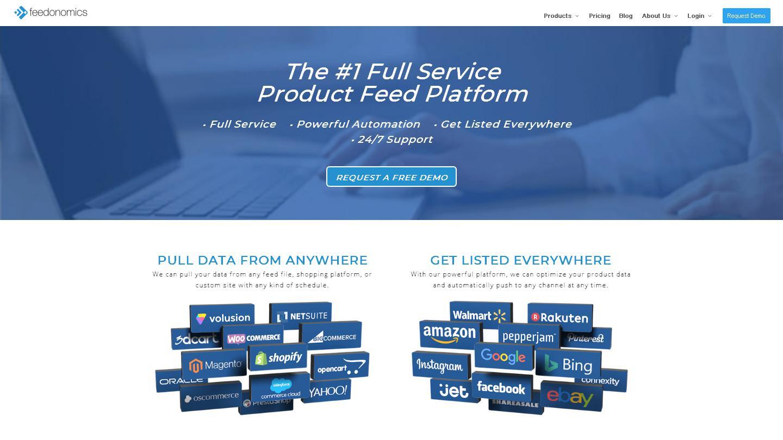 feedonomics.com
