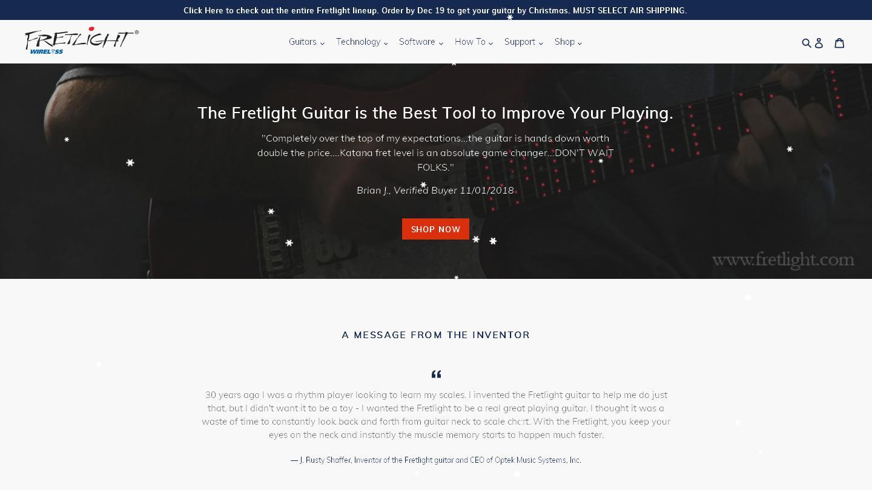 fretlight.com