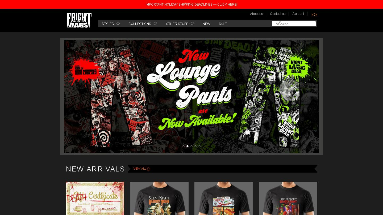 fright-rags.com