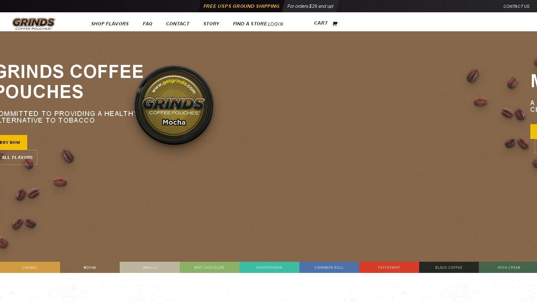 The Tobacco Alternative   Energy Product Designed For Major League  Baseball. – getgrinds.com 5885d6e4e9ee