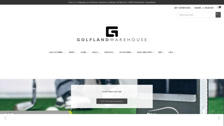 golflandwarehouse.com