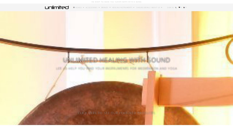 gongs-unlimited.com