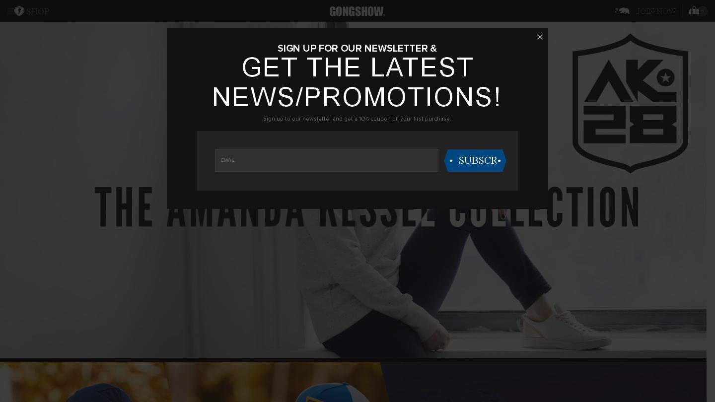gongshowgear.com