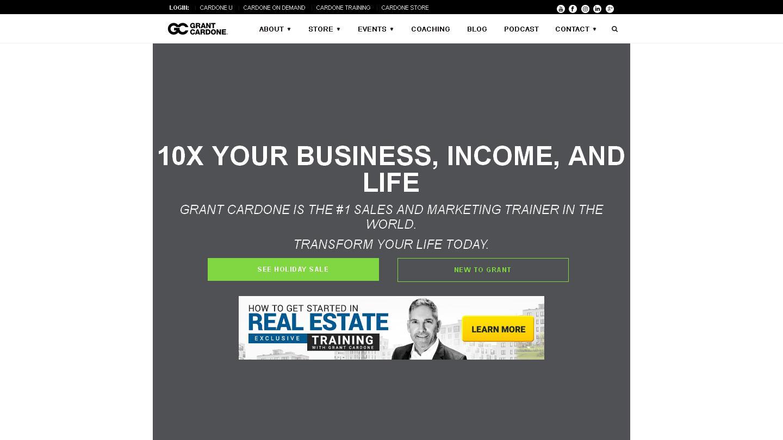 grantcardone.com