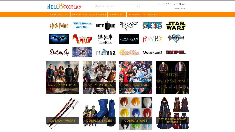 hellocosplay.com