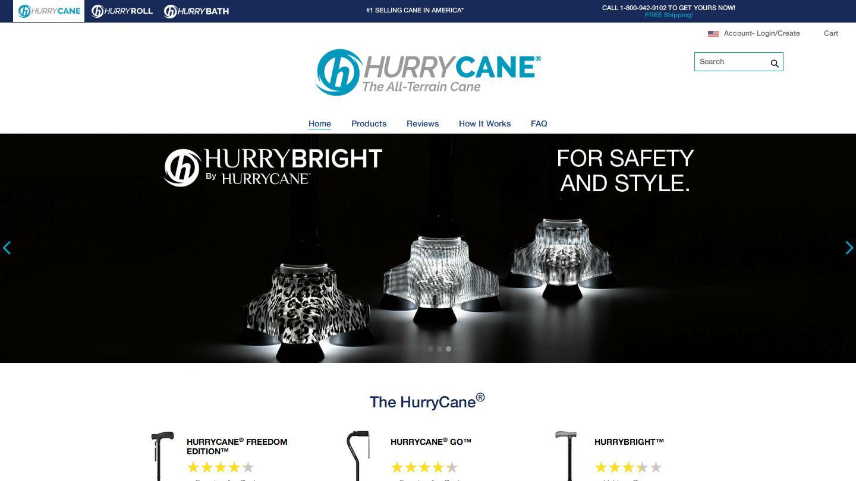 hurrycane.com