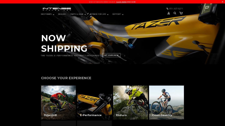 intensecycles.com
