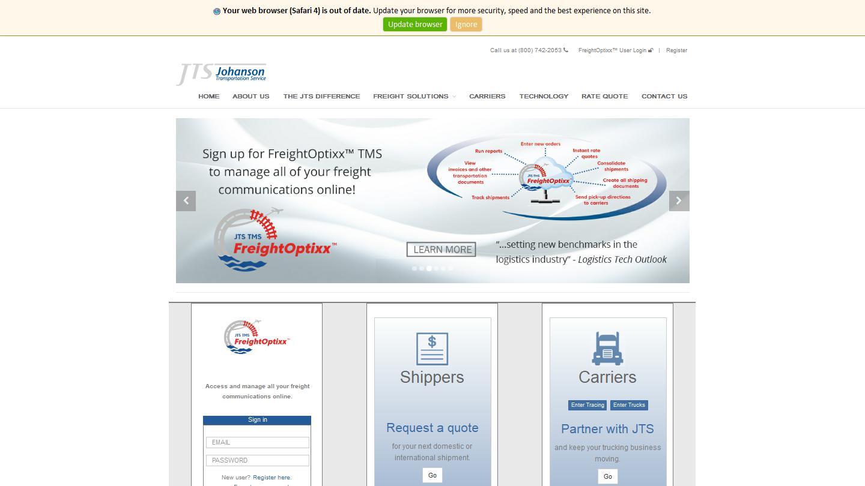 johansontrans.com
