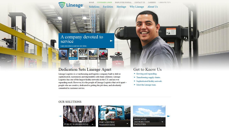 lineagelogistics.com
