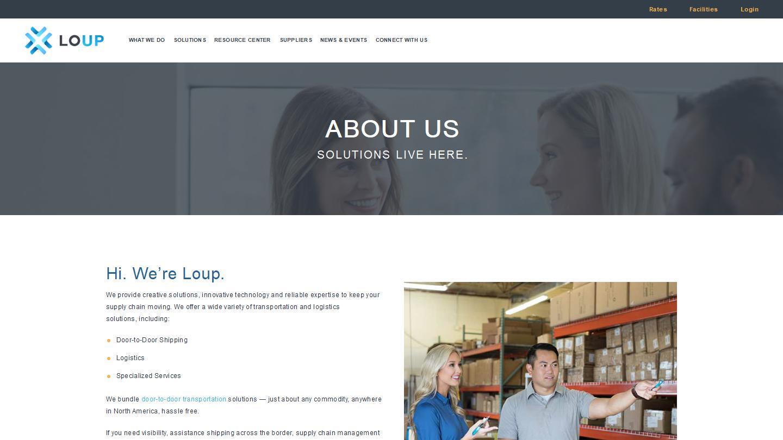 louplogistics.com