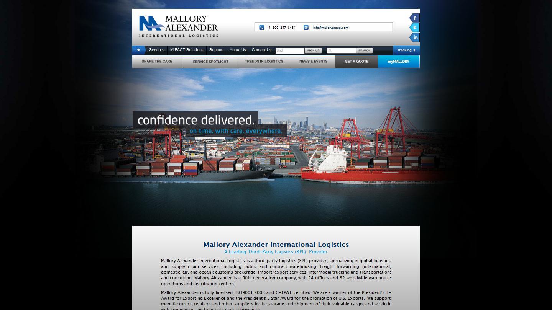 mallorygroup.com
