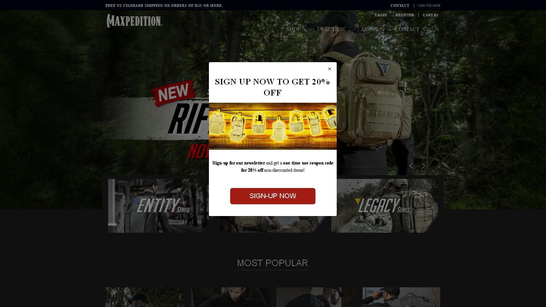 maxpedition.com