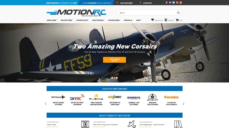 motionrc.com