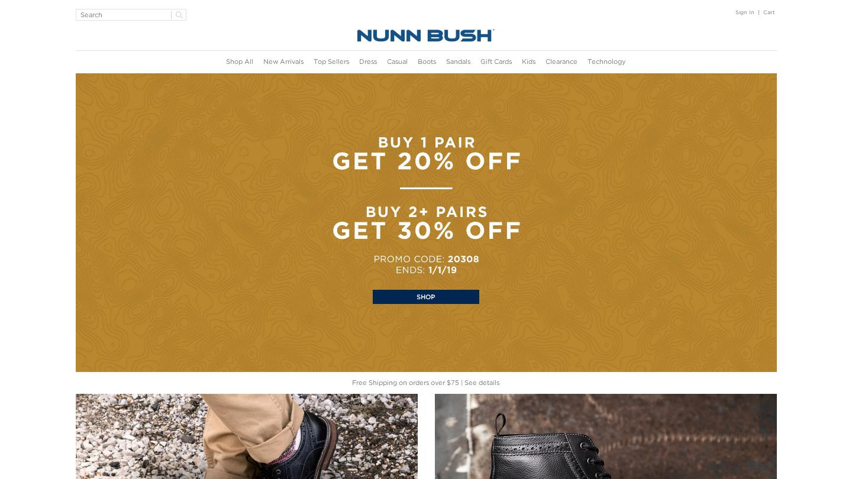 nunnbush.com