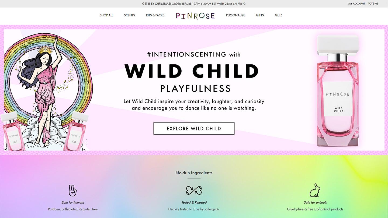 pinrose.com