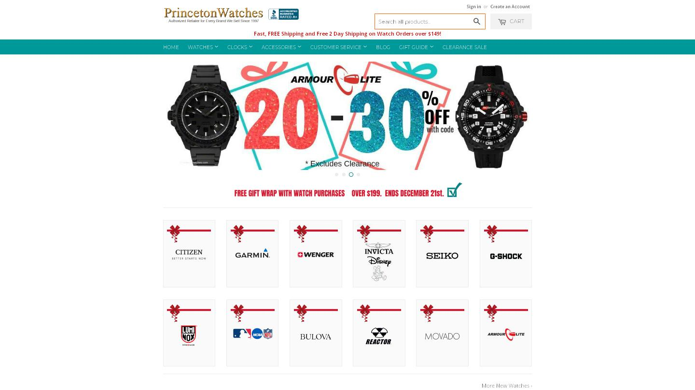 princetonwatches.com