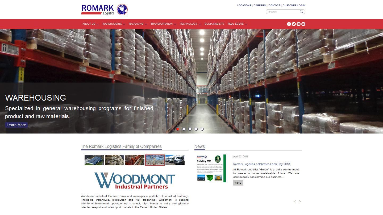 romarklogistics.com