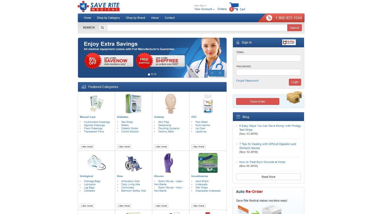 saveritemedical.com
