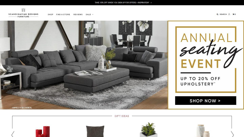scandinaviandesigns.com