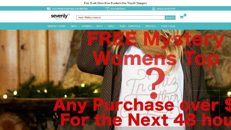 sevenly.org
