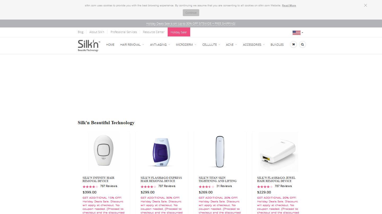 silkn.com