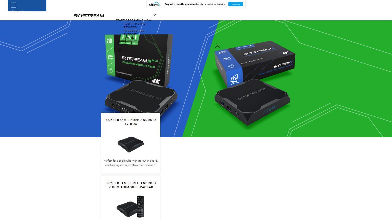 skystreamx.com