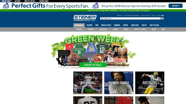 steinersports.com