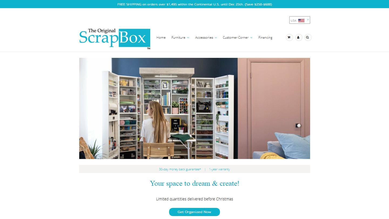 theoriginalscrapbox.com