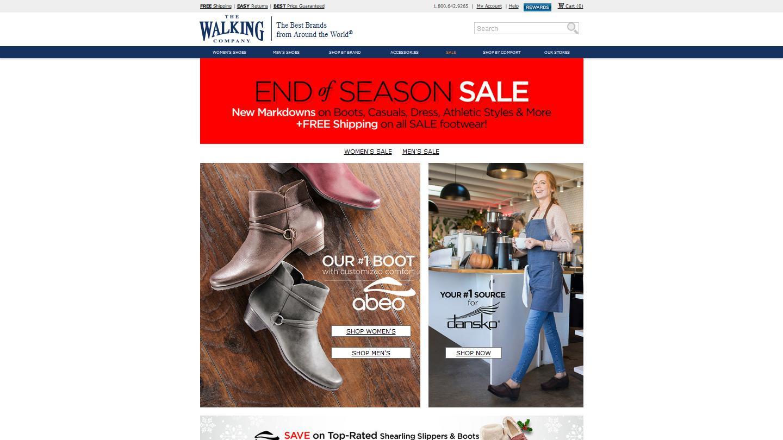 thewalkingcompany.com